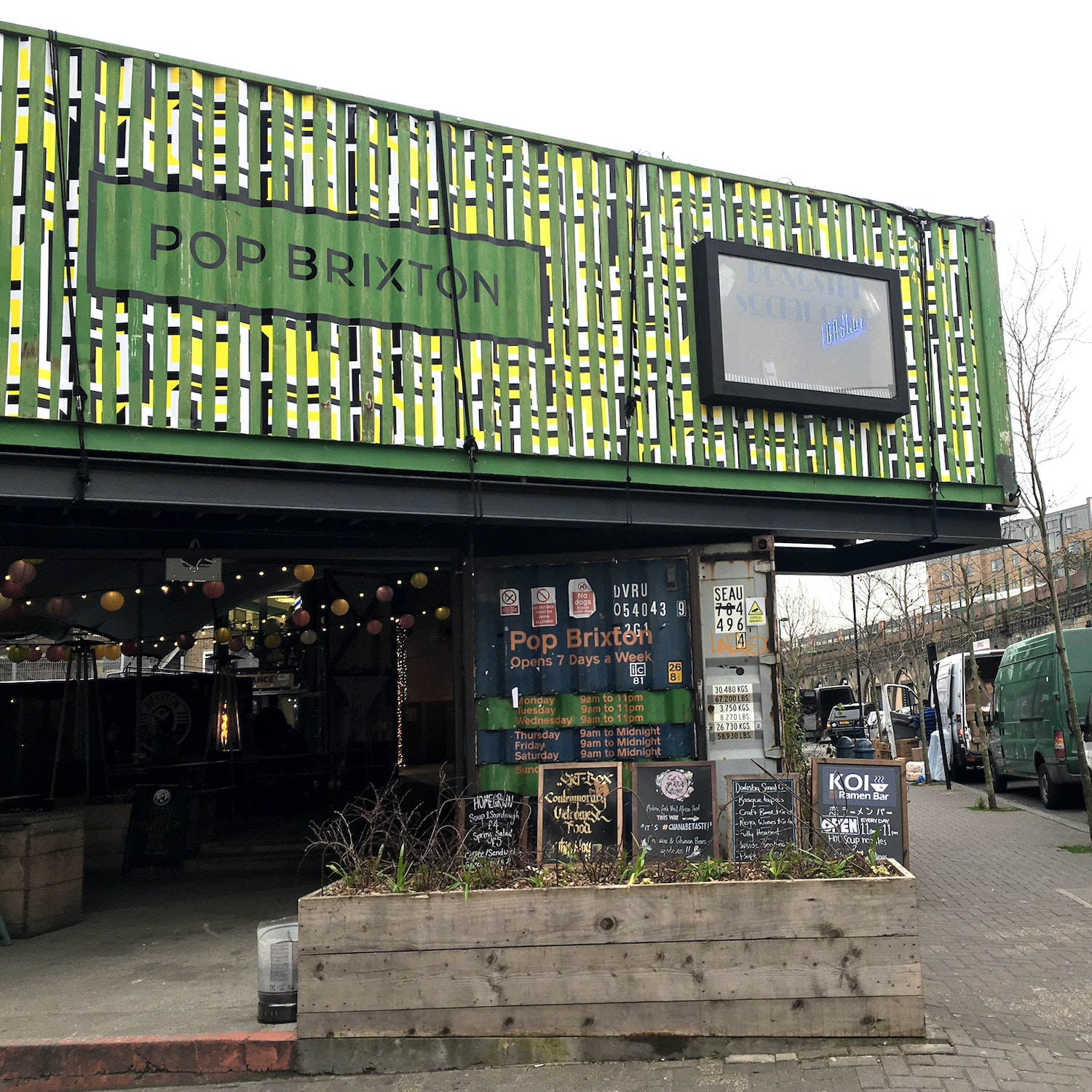 The Collective Foundation All Stars Residency at Pop Brixton | Joanna Bucur Q&A