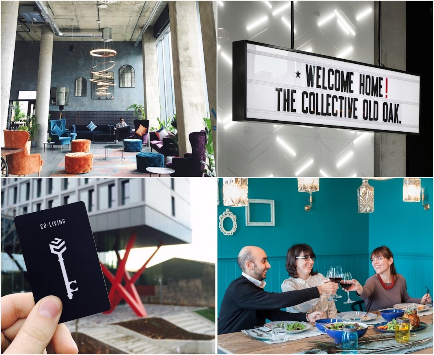 Old Oak FAQs – Everything You Need To Know About Co-Living at The Collective