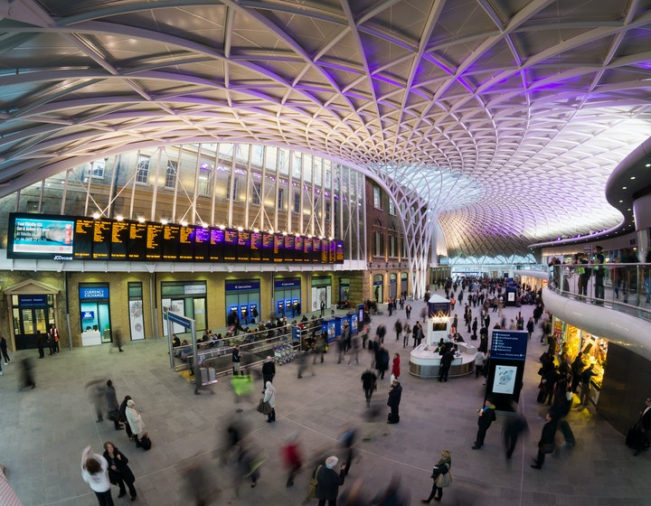 Kings Cross Western Concourse