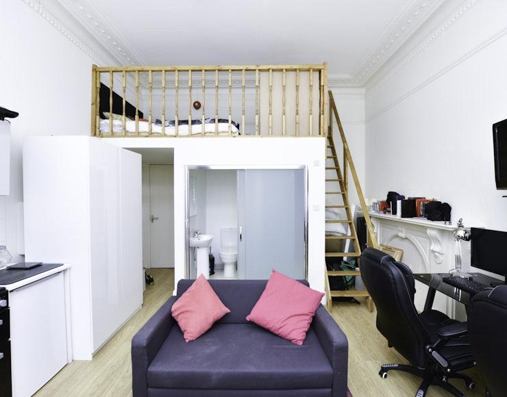 Notting Hill Mezzanine Studio 6